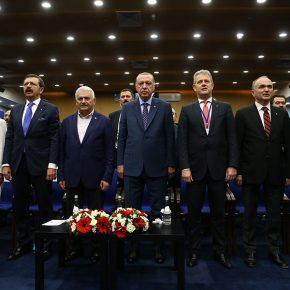 Faruk özlü Recep tayyip erdoğan protokol