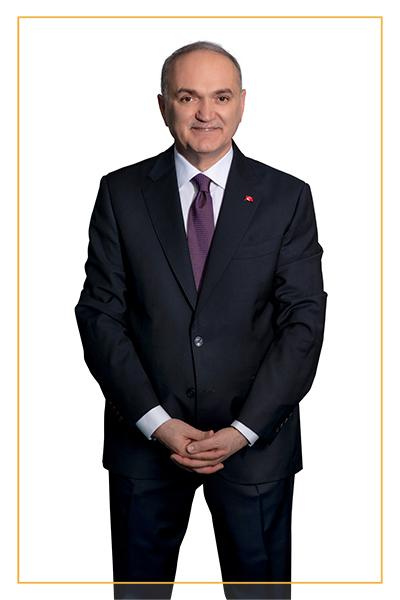 Başkan Faruk özlü