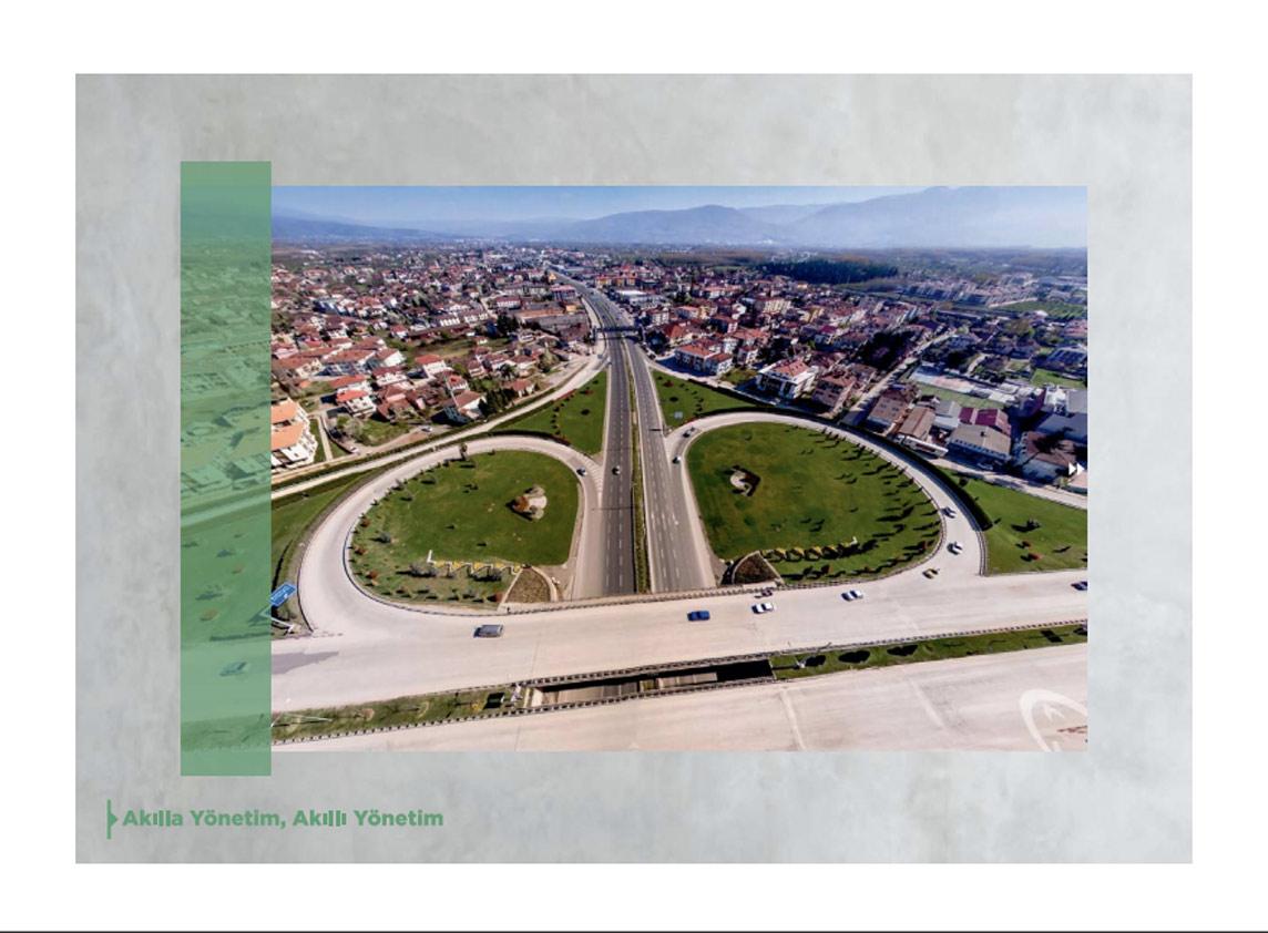 Kent içi bulvarlar projesi