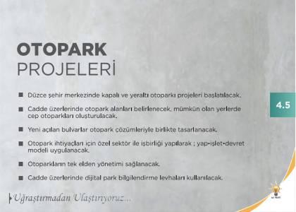 Otopark Projeleri