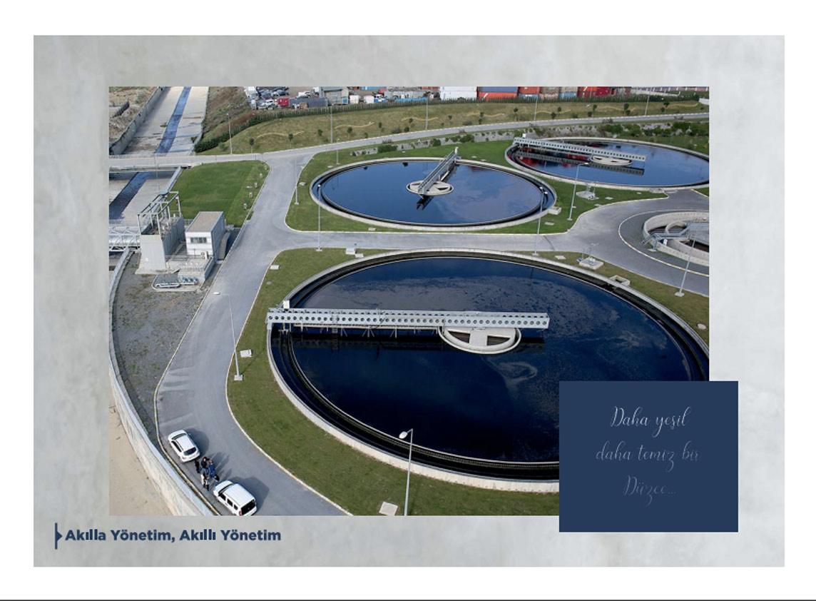 Su yönetimi projesi