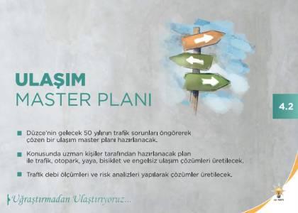 Ulaşım Master Planı
